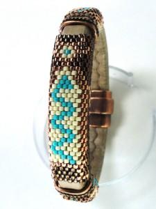 Shaman Licorice Leather